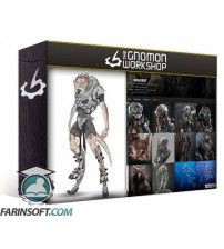 دانلود آموزش Gnomon Workshop Creature Modeling for Production