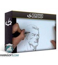 آموزش Gnomon Workshop GnomonWorkshop - Dynamic Figure Drawing - The Head