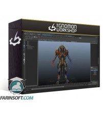آموزش Gnomon Workshop Creature Rigging for Production