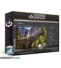 آموزش Gnomon Workshop TRex lookDev and lighting with Maya and Arnold
