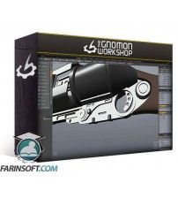 دانلود آموزش Gnomon Workshop Creating a Gun in Modo