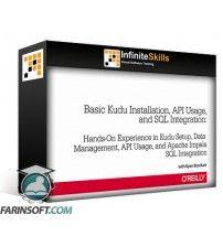 آموزش Infinite Skills Basic Kudu Installation, API Usage, and SQL Integration