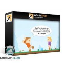 آموزش Infinite Skills Designing Games That People Want to Play