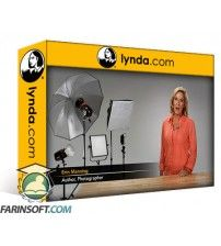 آموزش Lynda Learning Studio Lights and Flash Lighting