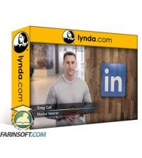 دانلود آموزش Lynda LinkedIn for Veterans