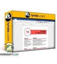 آموزش Lynda Migrating from Google Docs to Word