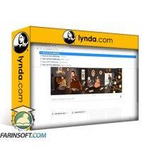 آموزش Lynda Django 4 Parts