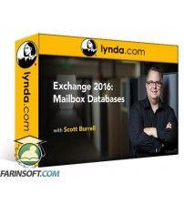 دانلود آموزش Lynda Exchange 2016: Mailbox Databases