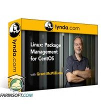 دانلود آموزش Lynda Linux: Package Management for CentOS