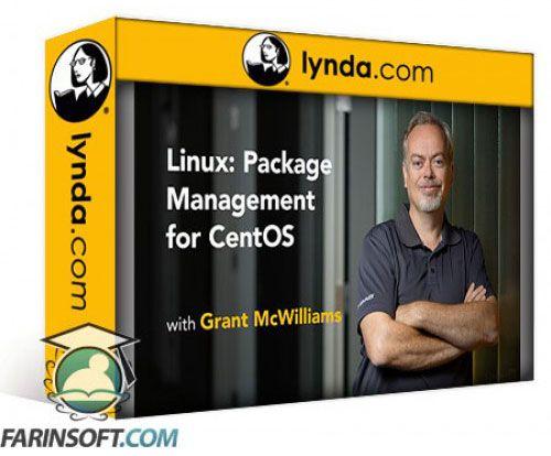 آموزش Lynda Linux: Package Management for CentOS