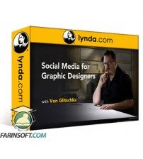 آموزش Lynda Social Media for Graphic Designers