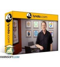 دانلود آموزش Lynda Spotting Logo Trends