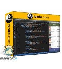 آموزش Lynda Building Native Mobile Apps with NativeScript and Angular 2