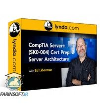 آموزش Lynda CompTIA Server+ (SK0-004) Cert Prep: 2 Server Architecture