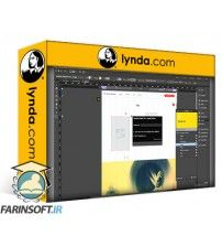 دانلود آموزش Lynda Designing Ecommerce Sites with Muse