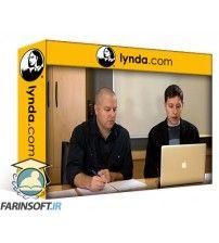 آموزش Lynda Freelancing and Consulting in User Experience