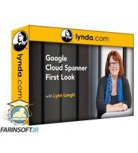 آموزش Lynda Google Cloud Spanner First Look