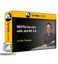 آموزش Lynda RESTful Service with JAX-RS 2.0