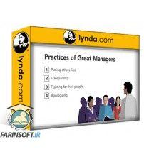 آموزش Lynda Transitioning from Individual Contributor to Manager