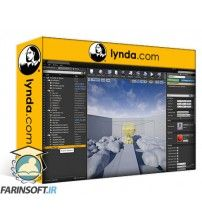 آموزش Lynda VR Motion Graphics with Unreal Engine