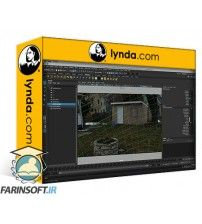 آموزش Lynda 3D Tracking and After Effects Compositing