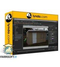 آموزش Lynda 3D Tracking and Fusion Compositing