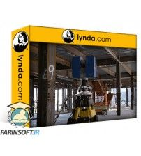 آموزش Lynda Construction Management: Technology on the Jobsite