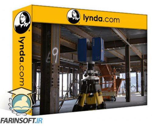 آموزش Lynda Construction Management: Technology on the Jobsite