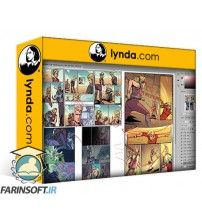 دانلود آموزش Lynda Learning Graphic Novel Storyboarding