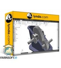 آموزش Lynda Autodesk Inventor: Accelerating Design Using Standards
