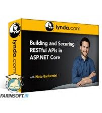دانلود آموزش Lynda Building and Securing RESTful APIs in ASP.NET Core