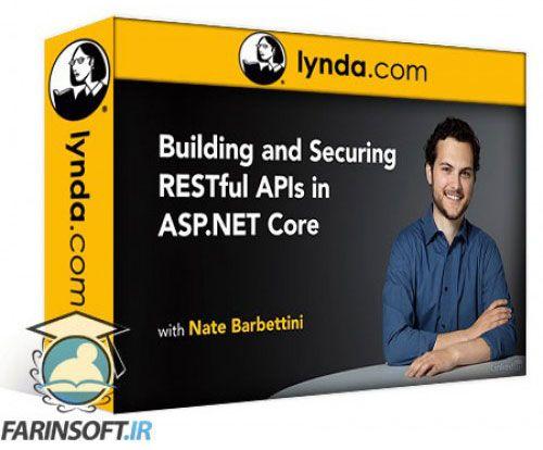 آموزش Lynda Building and Securing RESTful APIs in ASP.NET Core