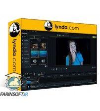 آموزش Lynda Camtasia 9: Creating Instructional Videos