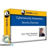 دانلود آموزش Lynda Cybersecurity Awareness: Security Overview