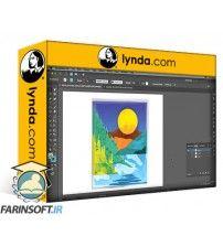 دانلود آموزش Lynda Illustrator: Creating Custom Brushes