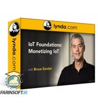 آموزش Lynda IoT Foundations: Monetizing IoT