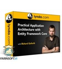 دانلود آموزش Lynda Practical Application Architecture with Entity Framework Core