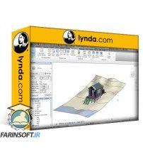 آموزش Lynda SketchUp & Revit Workflow