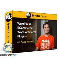 آموزش Lynda WordPress Ecommerce: WooCommerce Plugins