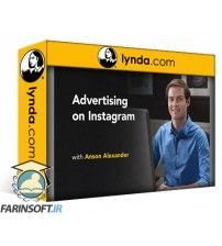 دانلود آموزش Lynda Advertising on Instagram