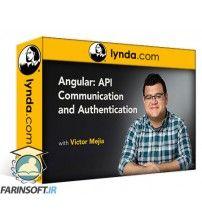 دانلود آموزش Lynda Angular: API Communication and Authentication