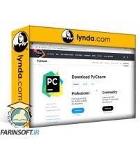 دانلود آموزش Lynda Learning Python with PyCharm