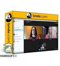 آموزش Lynda Learning Skype