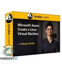 آموزش Lynda Microsoft Azure: Create and Manage Virtual Machines