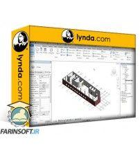 آموزش Lynda AutoCAD: Working with Drawings Exported From Revit