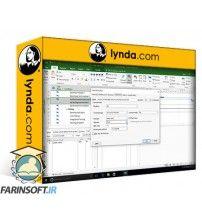 آموزش Lynda Modeling Work Schedules with Calendars in Microsoft Project