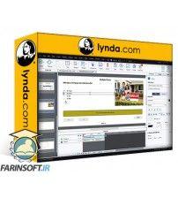 آموزش Lynda Adobe Captivate for Systems Training