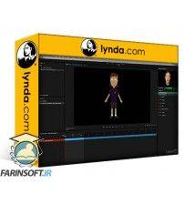 دانلود آموزش Lynda After Effects Guru: Character Animator