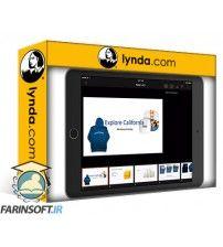 دانلود آموزش Lynda Office for iPad and iPhone Essential Training