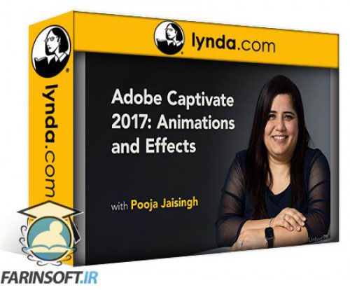 آموزش Lynda Adobe Captivate 2017: Animations and Effects